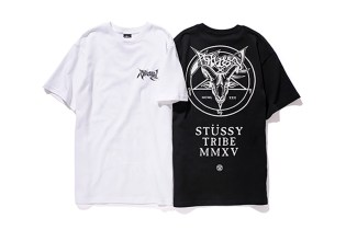 """Stussy 2015 """"Year of the Sheep"""" Capsule Collection"""