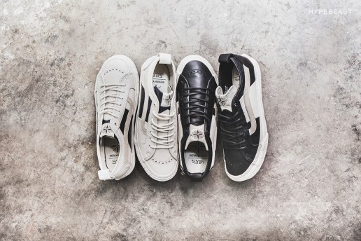 Taka Hayashi x Vault by Vans 2015 Spring TH Court Lo LX Collection