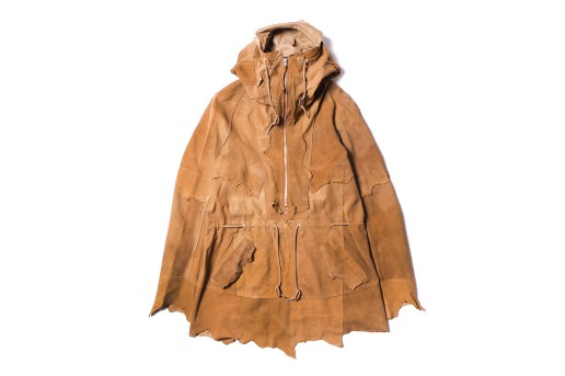 TAKAHIROMIYASHITA The SoloIst. Rough Out Anorak