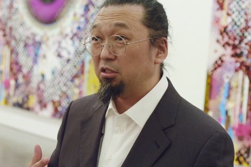 Takashi Murakami Sits Down with NOWNESS to Give Some Insight Behind His Colorful Works