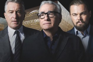 The Audition Trailer Starring Martin Scorsese, Robert De Niro & Leonardo DiCaprio