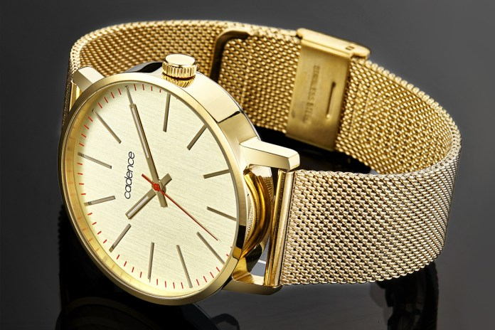 The Cadence Watch Company Introduces the Hamilton Watch