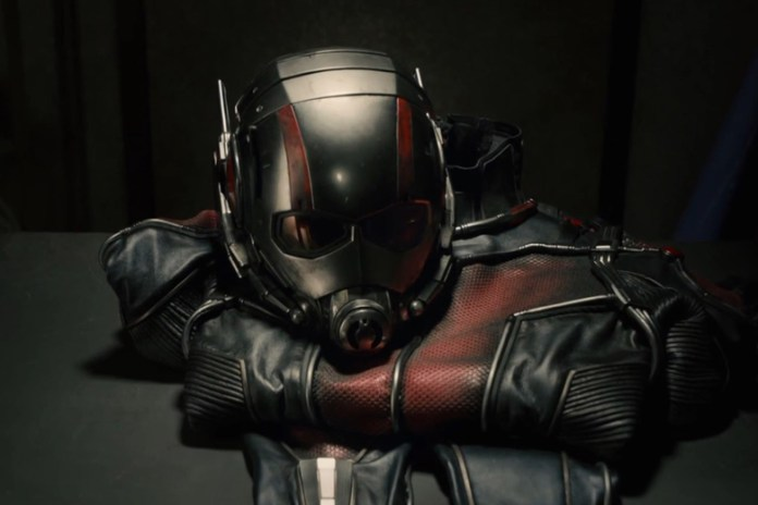 The First Full Look at Marvel's Ant-Man Starring Paul Rudd