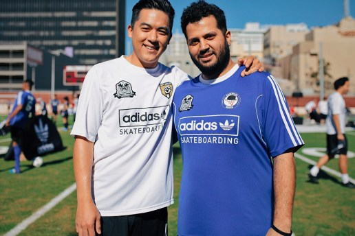 Bobby Hundreds' Fight Back FC Wins The Hundreds & adidas Rosewood Invitational Soccer Tournament