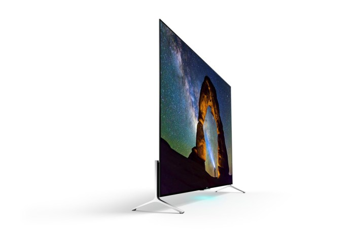 The New Sony Bravia TVs Are Just 4.7mm Thick