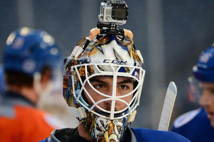The NHL & GoPro Team Up to Change the Way You Watch Hockey