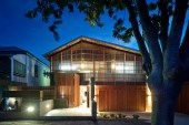 The Palissandro House Made From Rosewood by Shaun Lockyer Architects
