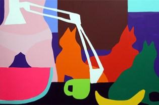 """Todd James """"PUMP PUMP"""" @ Alice Gallery"""