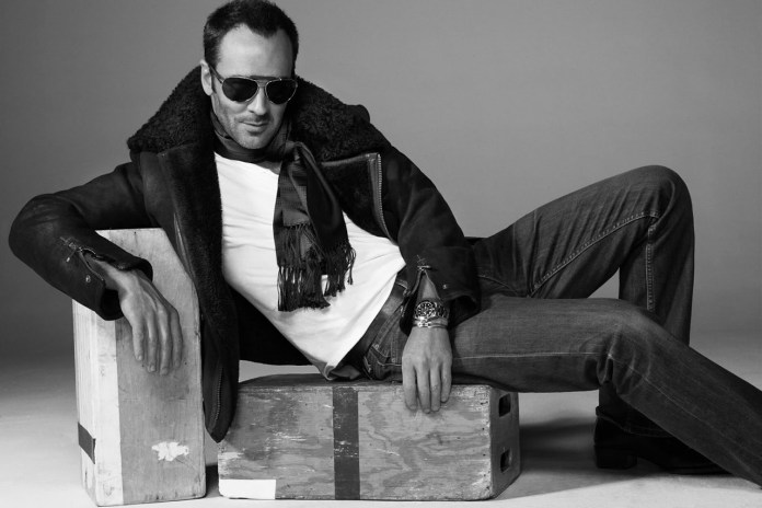Tom Ford as New Creative Director of Gucci?