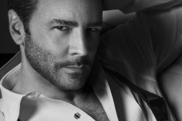 Tom Ford Stars in his New Fragrance Campaign