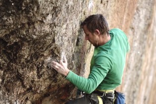 Tommy Caldwell Trains for the World's Most Difficult Big Wall Free Climb