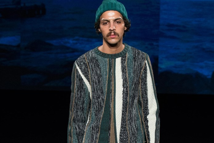 Umit Benan 2015 Fall/Winter Collection