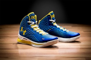 Under Armour Introduces Stephen Curry's First Signature Shoe