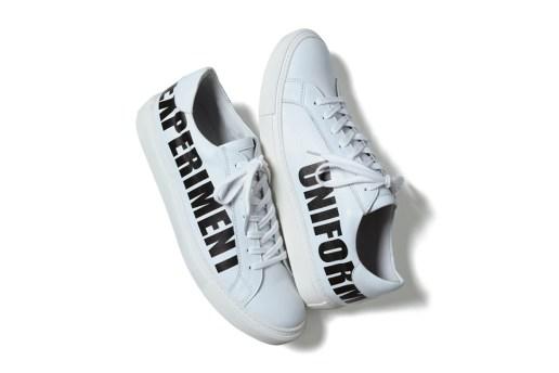 uniform experiment 2015 Spring/Summer Big Logo Sneaker