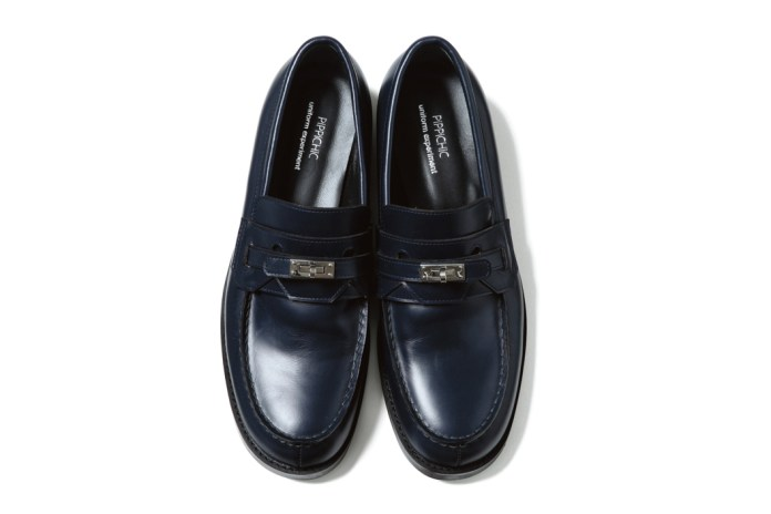 uniform experiment x PIPPICHIC 2015 Spring/Summer Buckle Loafers