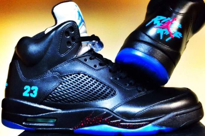 UPDATE: RiFF RAFF eBays Alleged Air Jordan Collaboration Sneakers