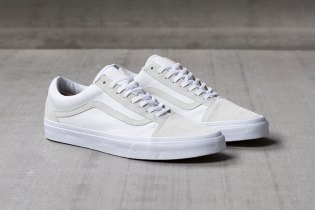 "Vans California 2015 Spring/Summer Old Skool Reissue CA ""True White"""