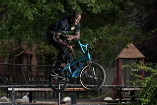 VICE Sports Meets: Nigel Sylvester Taking on BMX - Part 1