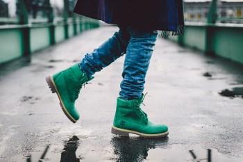 "VILLA x Timberland 6"" Boot ""Emerald"""