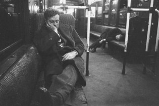 Vintage Photographs Taken by 18-Year-Old Stanley Kubrick