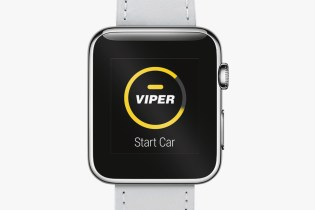 Viper SmartStart Security System Allows You to Control and Track Your Car from Your Watch