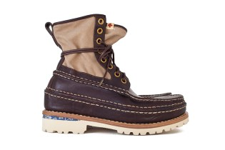 visvim 2014 Holiday GRIZZLY BOOTS-FOLK