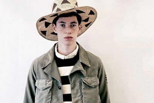 visvim 2015 Spring/Summer Editorial by SENSE Magazine