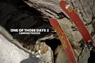 Watch a Day in the Life of Acrobatic Skier Candide Thovex