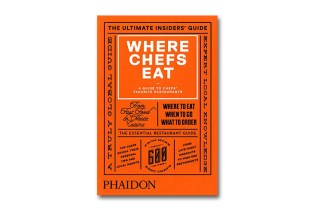 Phaidon's 'Where Chefs Eat' Restaurant Guide Returns for 2015