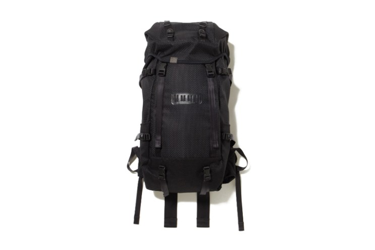 Undercover porter 2015 fall winter black nylon backpack for Undercover x porter