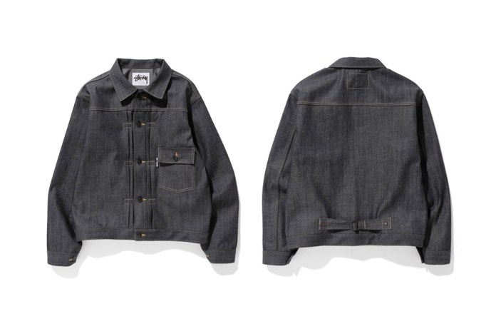 WINDSTOPPER® x Stussy 35th Anniversary Denim Jacket