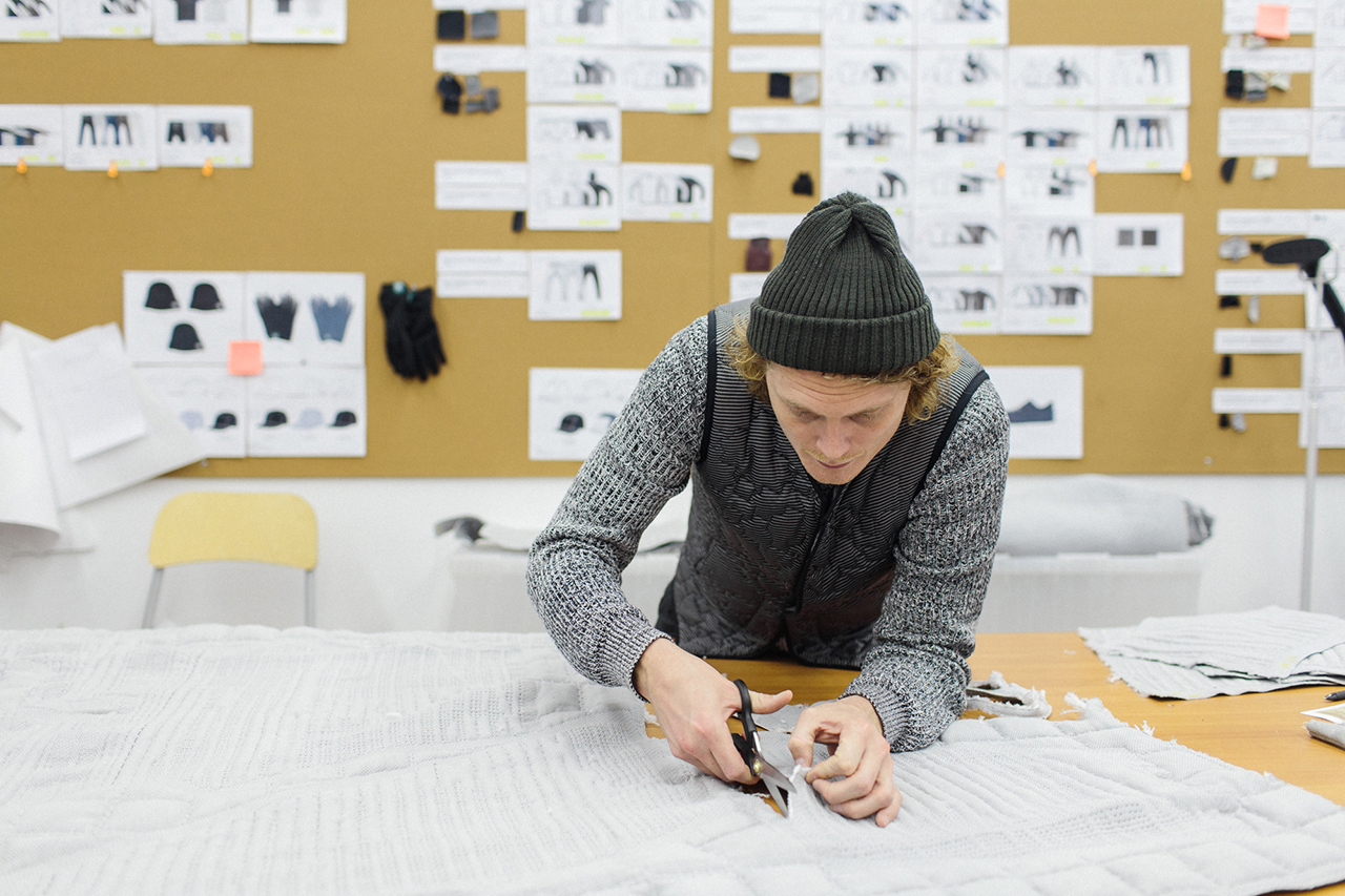 Process: wings+horns x ByBorre Space Suit Part 1 - Concept & Pattern-Making