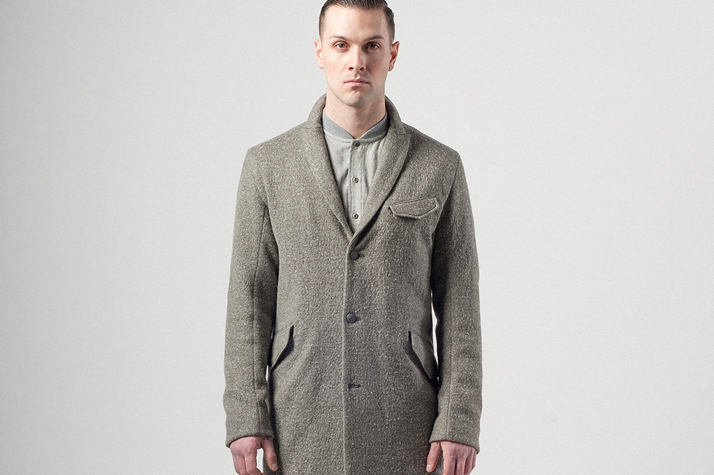"wings+horns 2015 Fall/Winter ""Contact Light"" Lookbook"