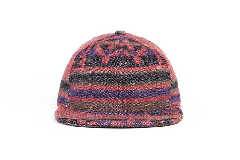 Woolrich x FairEnds Deadstock Patterned Hats and Blankets