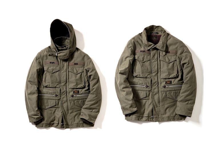 WTAPS Spring/Summer 2015 M-65 Jacket