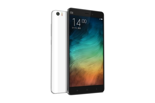 Xiaomi Goes After iPhone 6 Plus with Mi Note Phablet