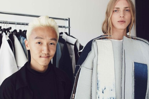 Ximon Lee Wins the 2015 H&M Design Awards