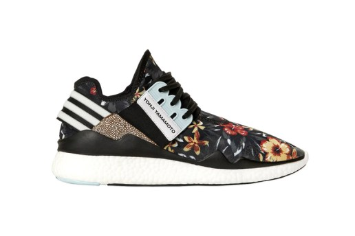 "Y-3 2015 Spring/Summer ""Floral"" Footwear Collection"