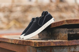 Y-3 Laver Slip-On Black/Cream