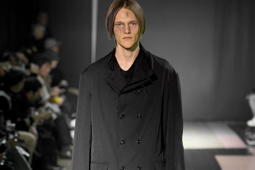 Yohji Yamamoto 2015 Fall/Winter Collection