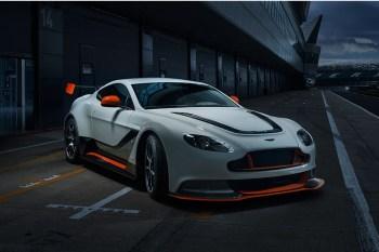 2015 Aston Martin Vantage GT3