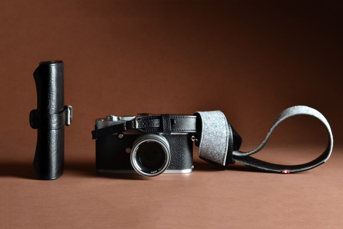 Atelier Hard Graft Pop Up Leica Camera Case