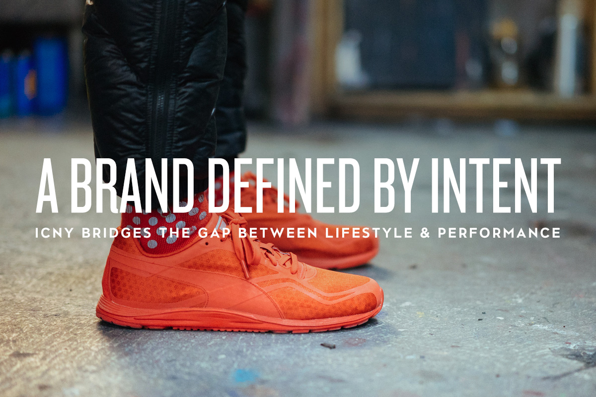 A Brand Defined by Intent: ICNY Bridges the Gap Between Lifestyle & Performance