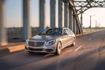 A Closer Look at the 2016 Mercedes-Maybach S600