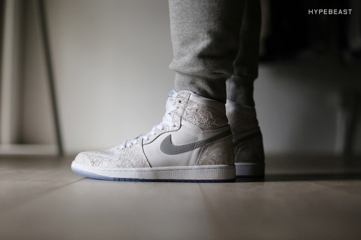 "A Closer Look at the Air Jordan 1 Retro High OG ""Laser"""