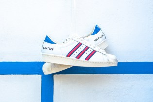 A Closer Look at the D-Mop x adidas Consortium Superstar 10th Anniversary