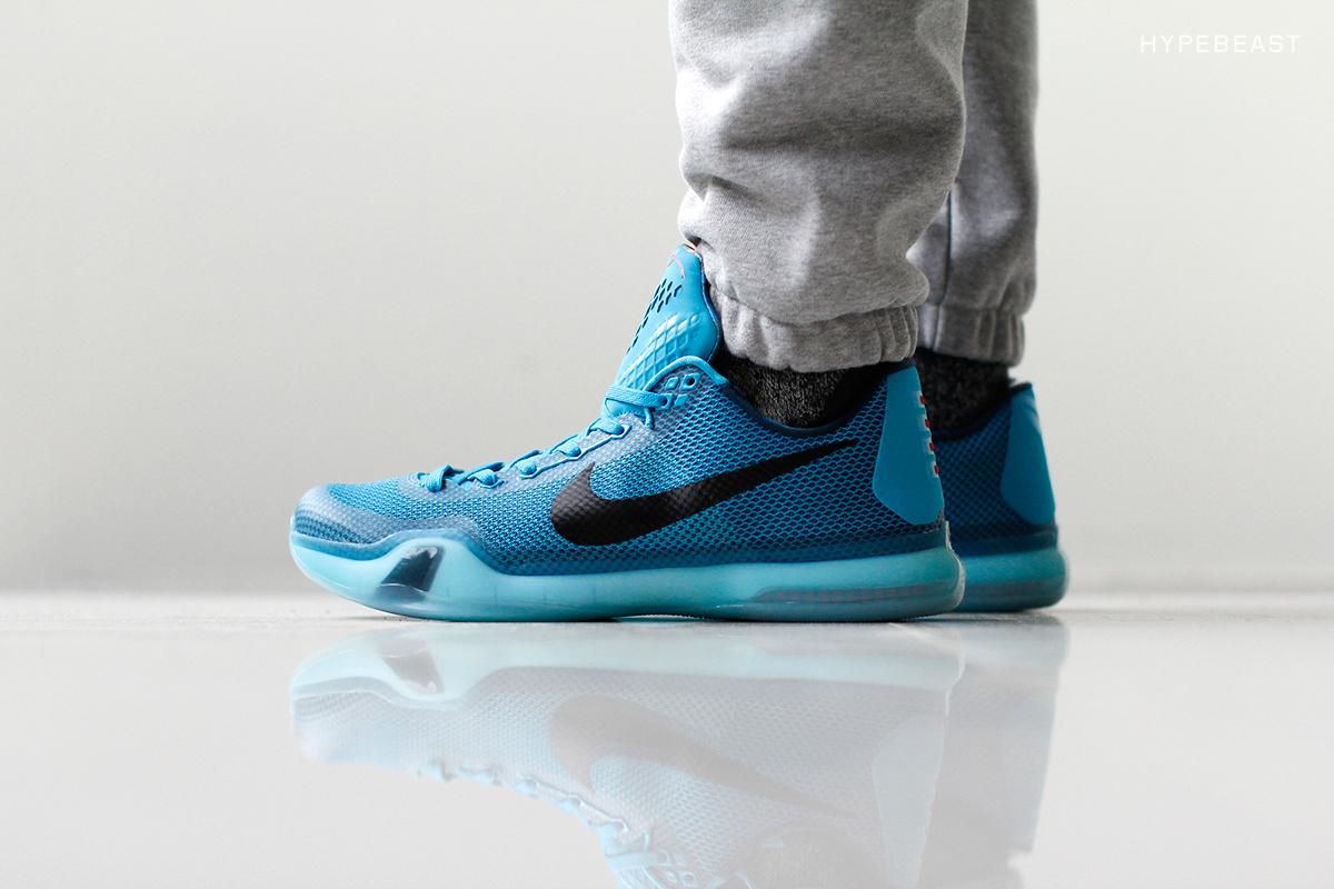 "A Closer Look at the Nike Kobe X ""5 AM Flight"""