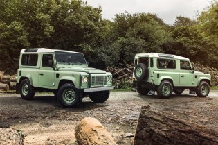 A Closer Look at the Land Rover Defender Heritage Limited Edition