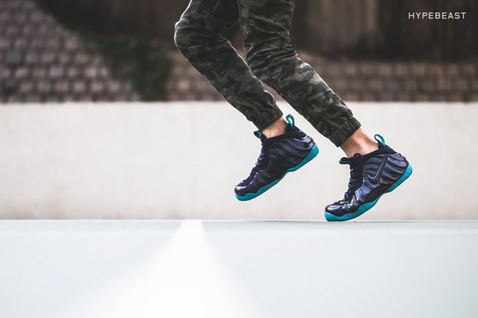 "A Closer Look at the Nike Air Foamposite Pro ""Aquamarine"""