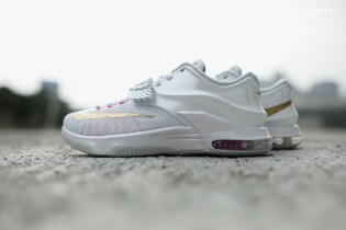 "A Closer Look at the Nike KD7 ""Aunt Pearl"""